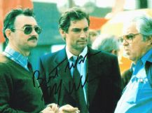 Michael G Wilson Autograph Signed Photo - James Bond